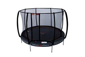 Een veilige trampoline