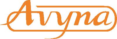 Close-up Avyna veiligheidsnet boven trampoline 340x240 cm Grijs