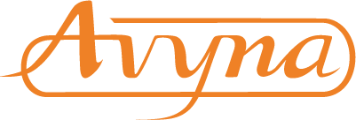 Avyna veiligheidsnet compleet met glasfiber , afbiezing met grijze PVC