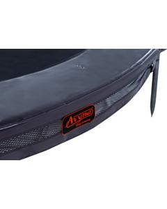HD Plus randkussen voor de InGround trampoline set 10